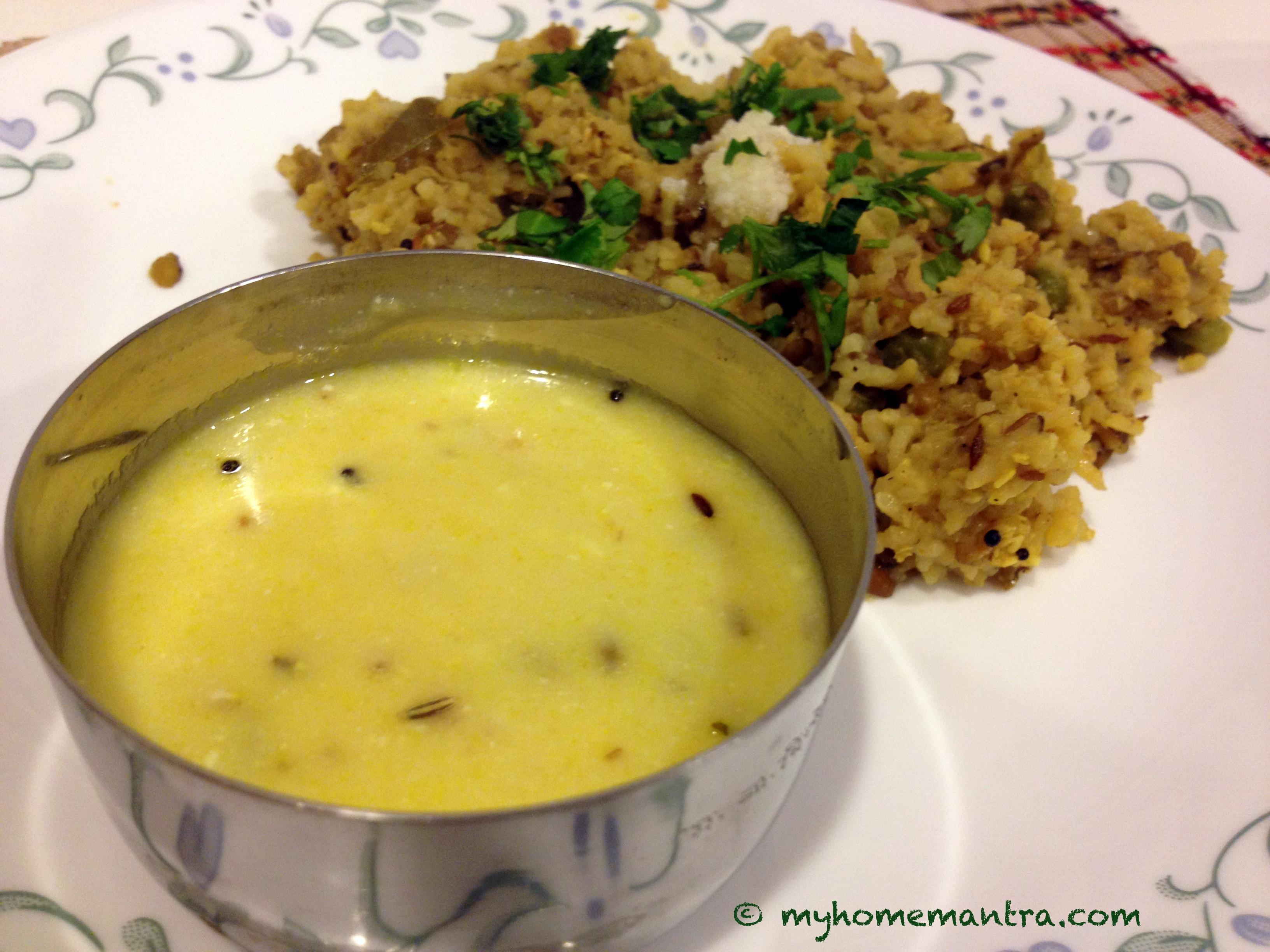how to prepare vaghareli khichdi