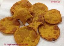 भोपळ्याचे घारगे / Bhoplyache Gharage/ Sweet Pumpkin Puri