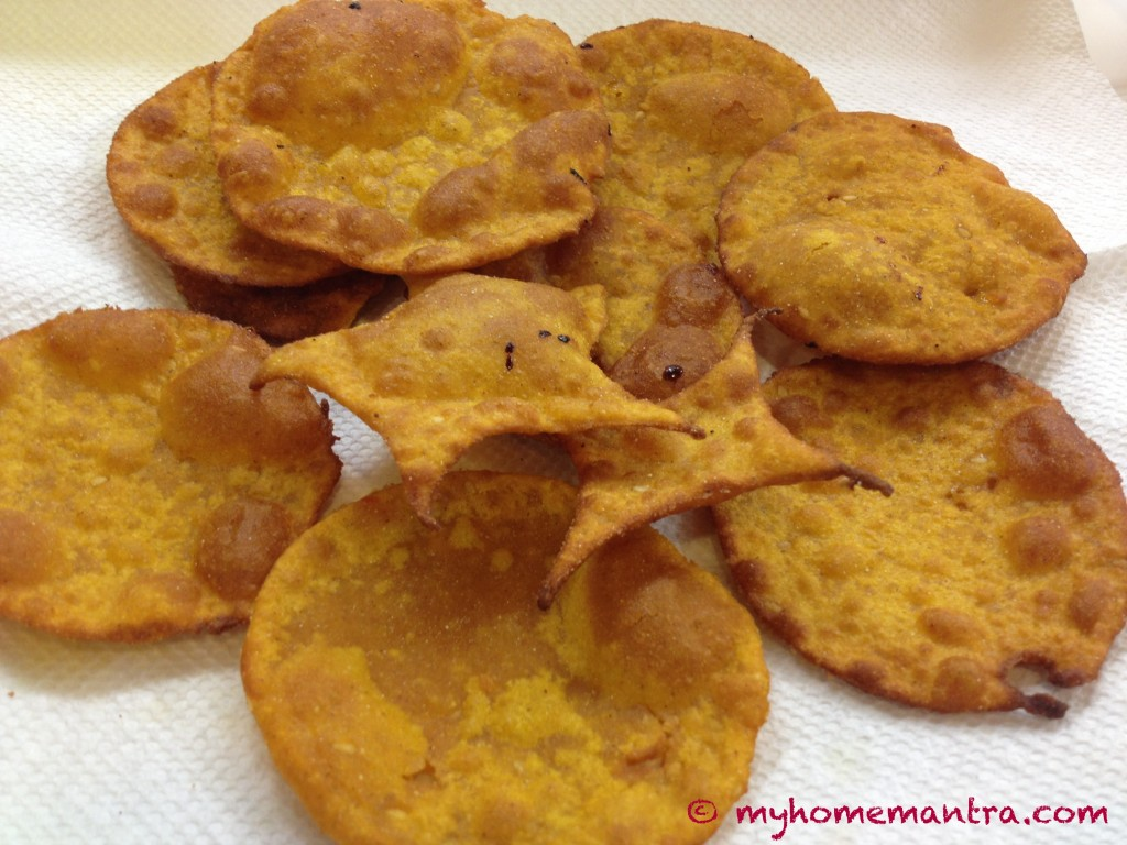 Sweet Pumpkin Puris