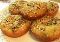 Handavo / Handwa / Savory Lenti Cake