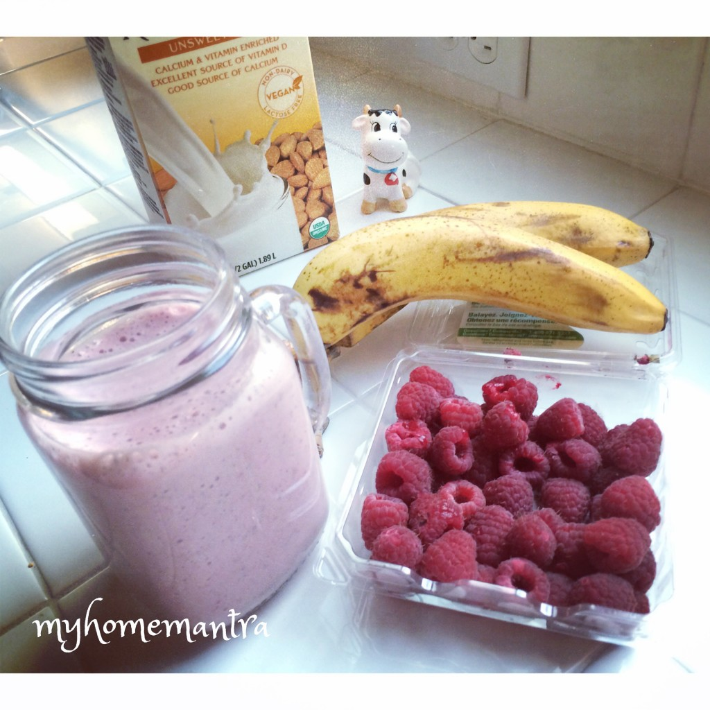 Berrylicious Protein Smoothie