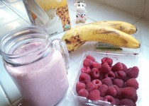 Berrylicious Power Smoothie