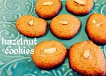 Brutti ma Buoni - Hazelnut Cookies